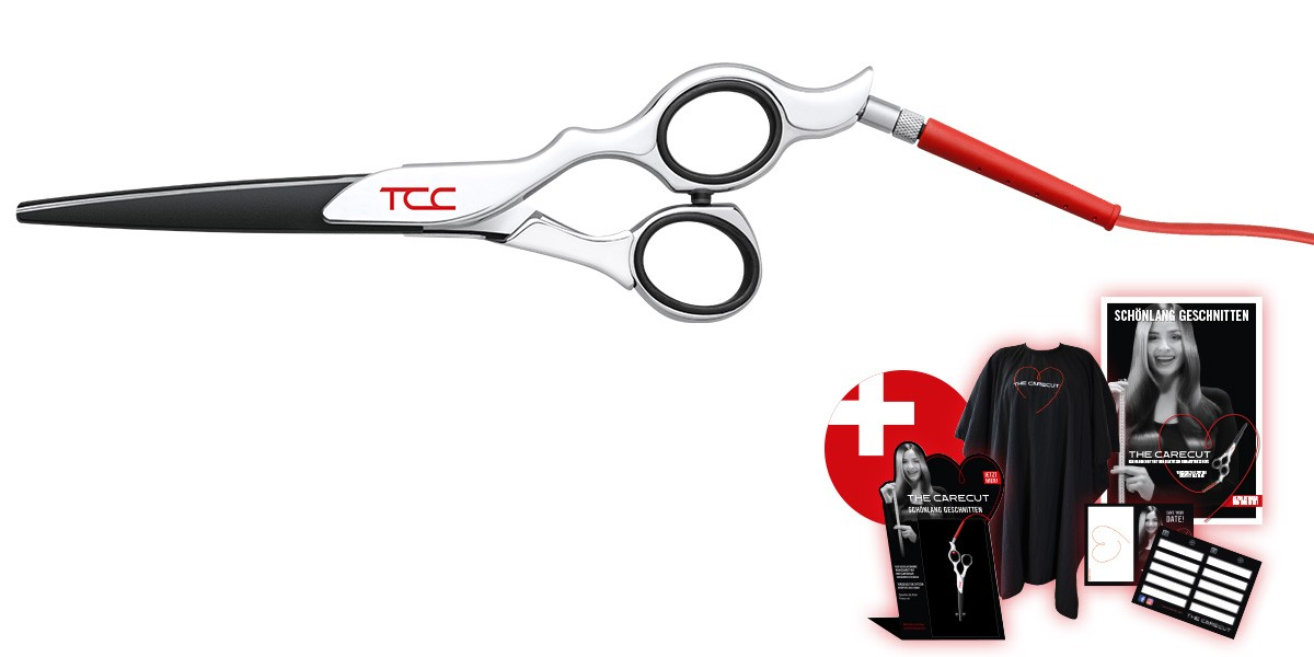 TCC THE CARECUT + TCC Marketingpaket