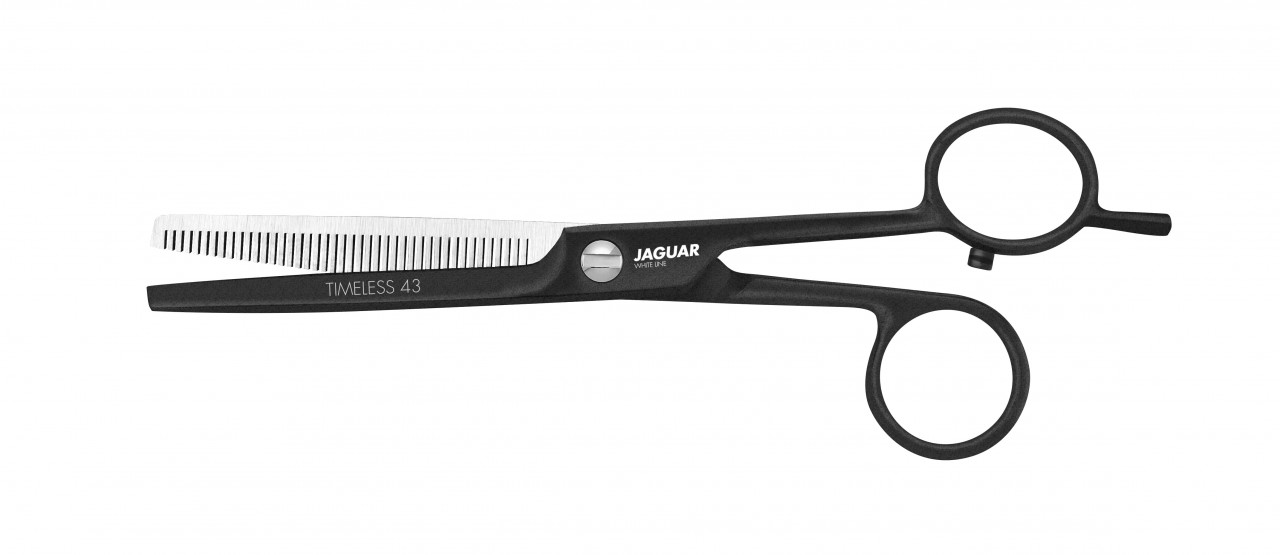 Texturing Scissors JAGUAR TIMELESS 43 BLACK