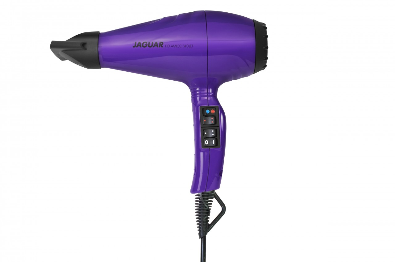 Hair Dryer JAGUAR HD AMICO VIOLET