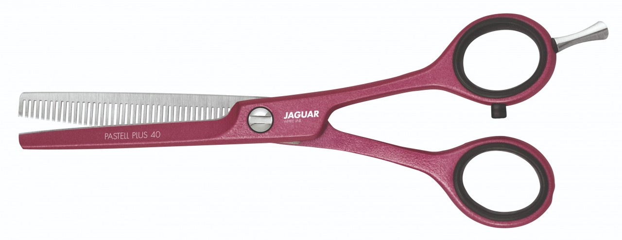 Modellierschere JAGUAR PASTELL PLUS 40 Berry Classic