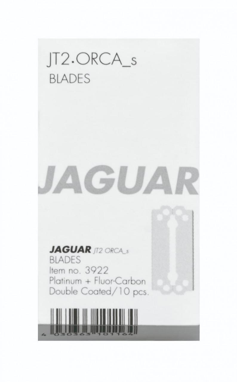 Rasierklingen JAGUAR für JT2, ORCA S Verpackung