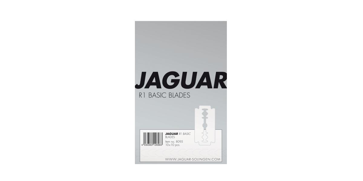 Lames de rasoir JAGUAR R1, R1M Basic