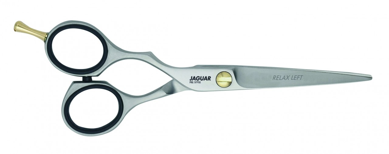 Left Handed Hair Scissors JAGUAR RELAX