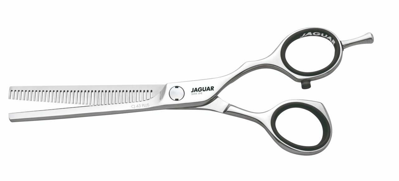 Texturing Scissors JAGUAR CJ 43 PLUS