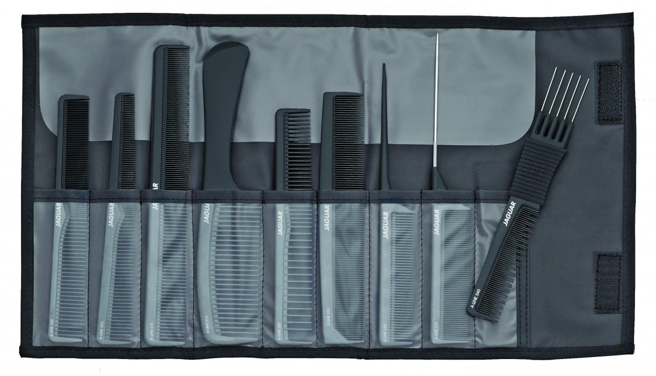 Comb set A-LINE BLACK