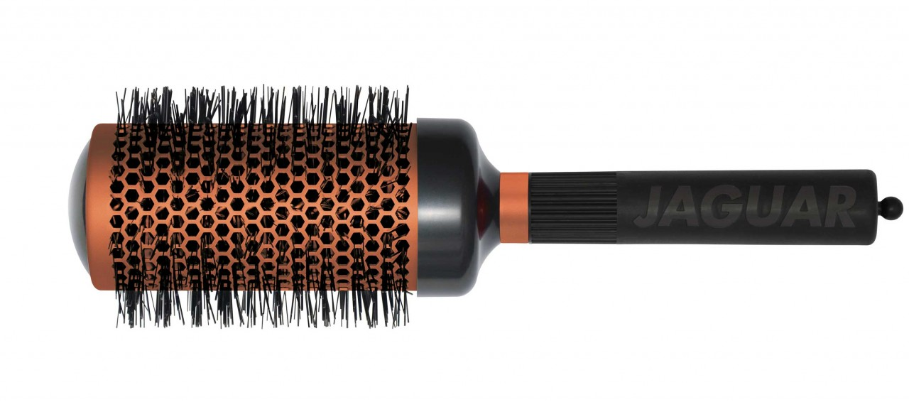 Brosse ronde JAGUAR CC53 COPPER CERAMIC