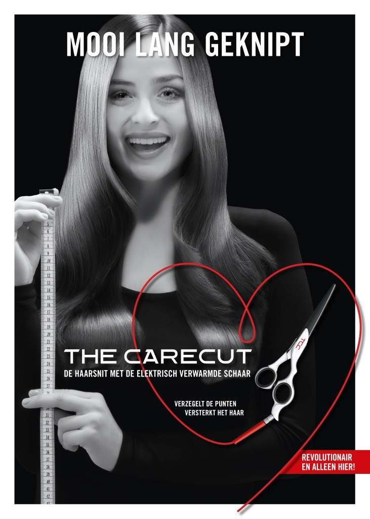 Salon Banner (Dutch Version) | TCC THE CARECUT