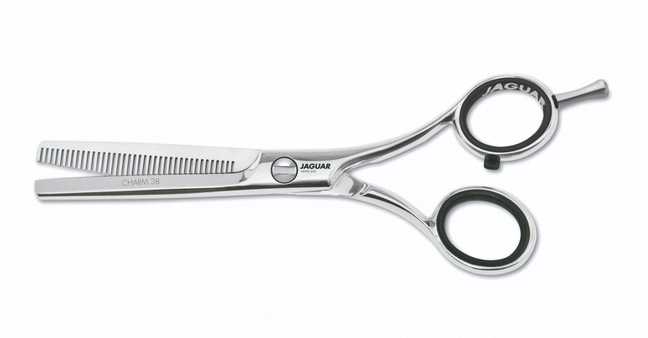 Texturing Scissors JAGUAR CHARM 38