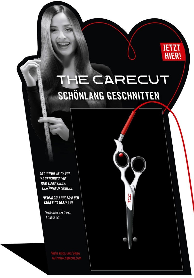 Scherenstation | TCC THE CARECUT