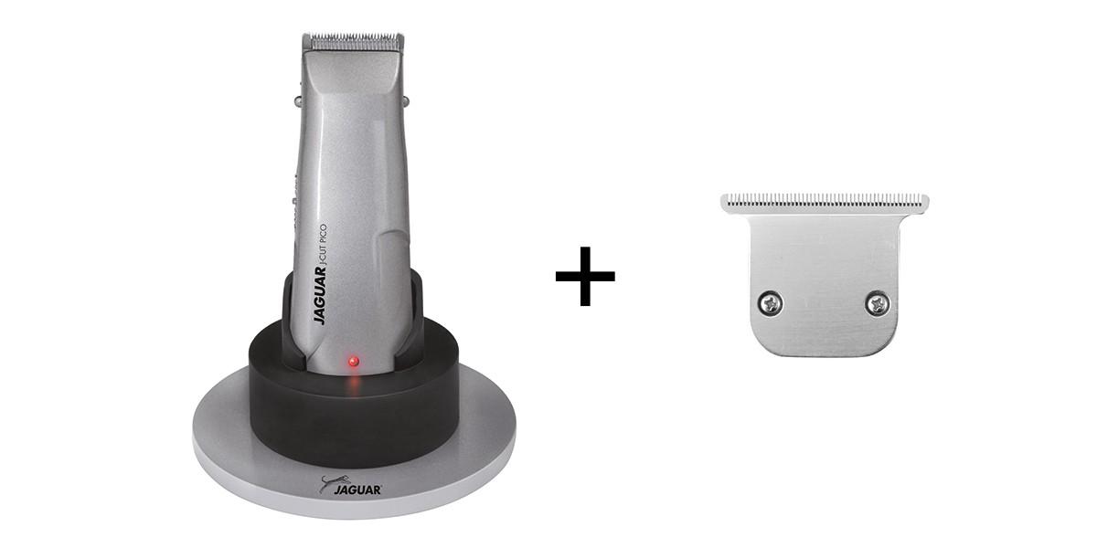 Haarschneidemaschine Set JAGUAR J-CUT PICO + T-Blade