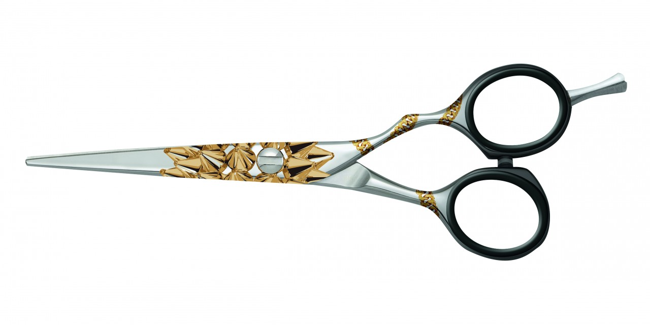 Hairdressing scissors GLAM ROCK JAGUART