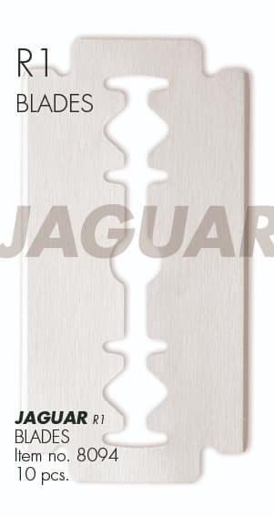 Razor Blades JAGUAR for Straight Razor R1, R1 M