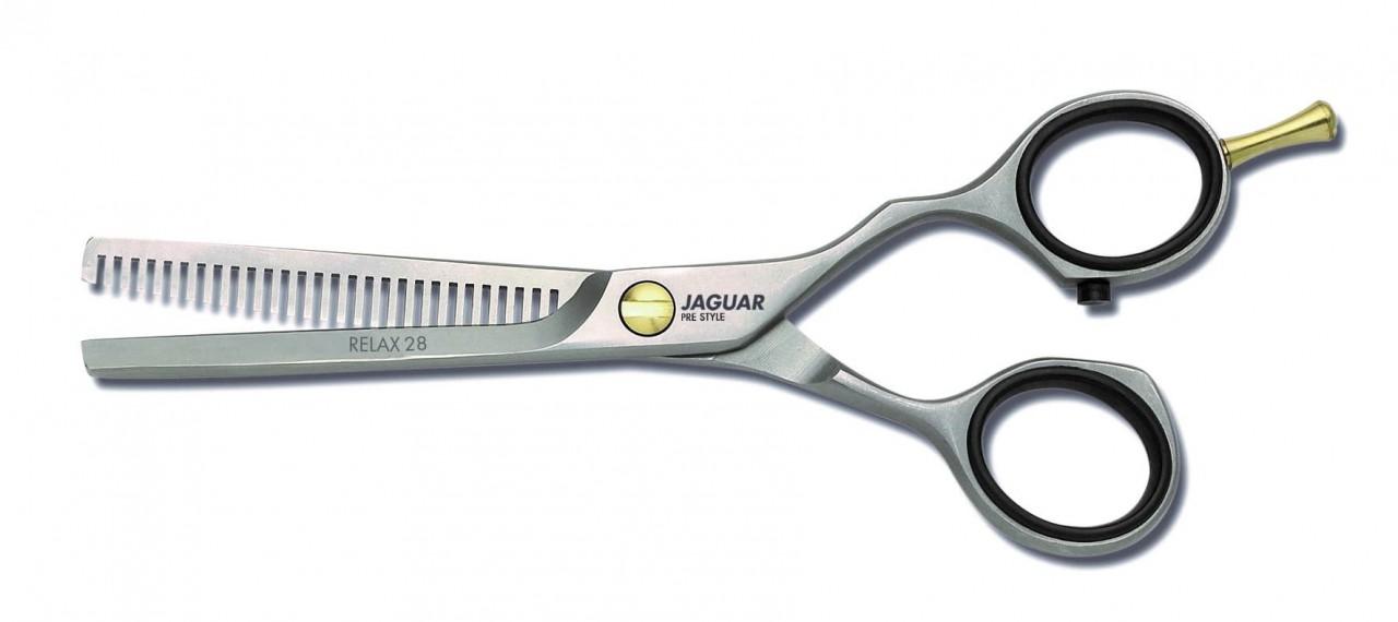Texturing Scissors JAGUAR RELAX 28